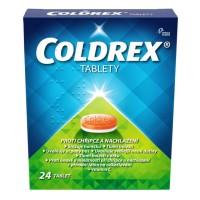 Zobrazit detail - Coldrex tablety por. tbl. nob. 24