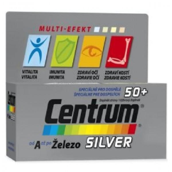 Multivitamin Centrum SILVER 100tbl