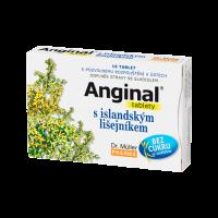 Zobrazit detail - Anginal tablety s island. lišejníkem tbl. 16