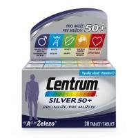 Zobrazit detail - Multivitamin Centrum Silver 50+ pro muže 30tbl