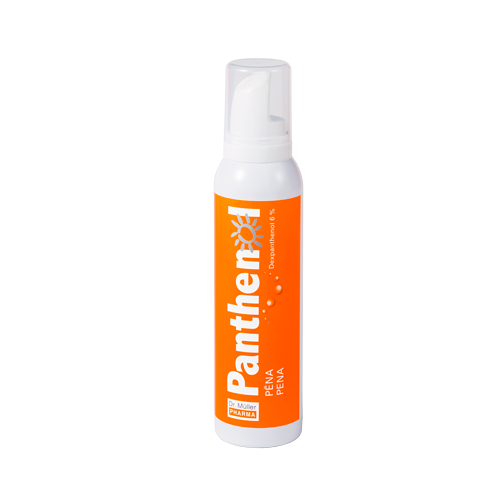 Panthenol p�na 6 % 150ml Dr.M�ller
