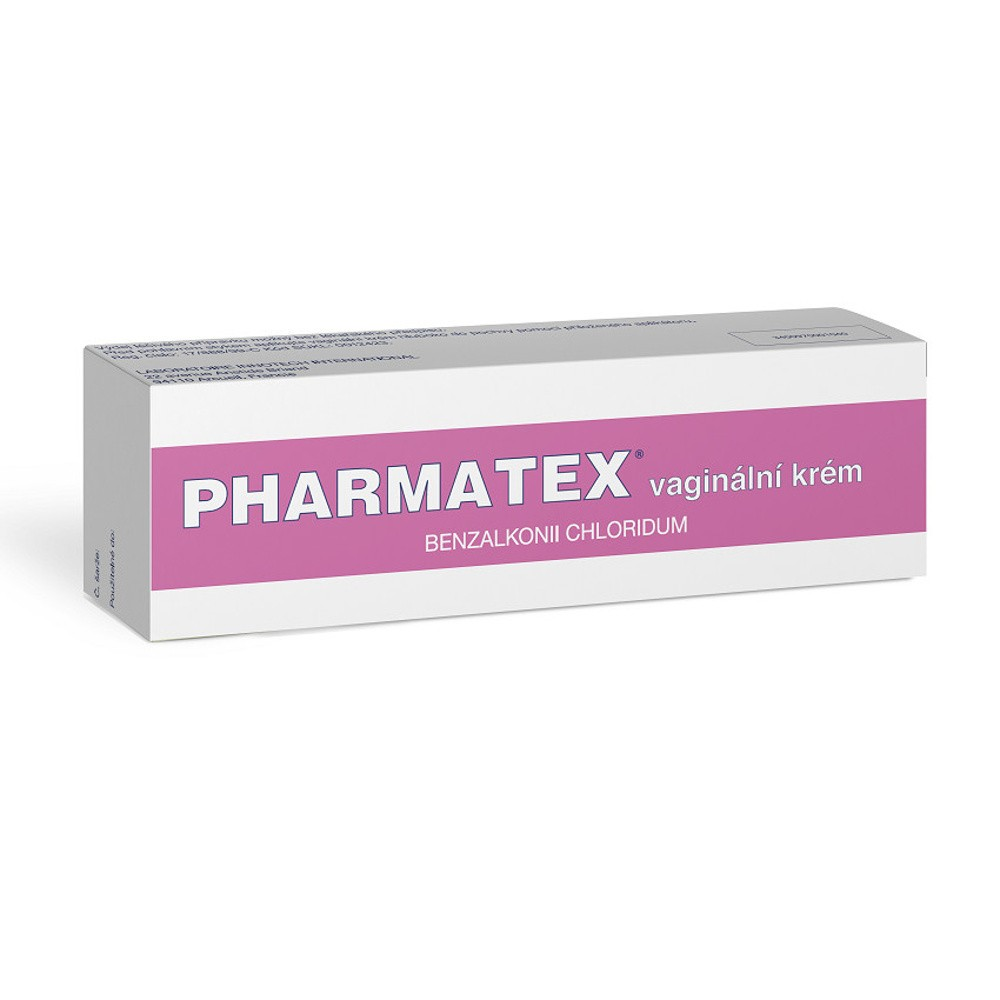 Pharmatex vagin�ln� kr�m crm.vag.1x72g