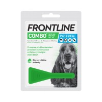 Zobrazit detail - Frontline Combo Spot on Dog M 1x1 pipeta 1. 34ml