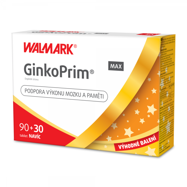 Walmark GinkoPrim MAX tbl.90+30