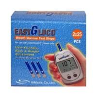 Zobrazit detail - Test. proužky pro glukometr EasyGluco 50ks