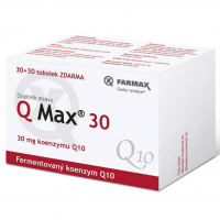 Zobrazit detail - Q Max 30 mg 30+30 tob.  zdarma