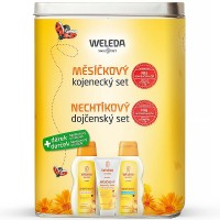 Zobrazit detail - WELEDA SET M�s��kov� kojeneck�