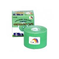 Zobrazit detail - Tejp.  TEMTEX kinesio tape zelená 5cmx5m