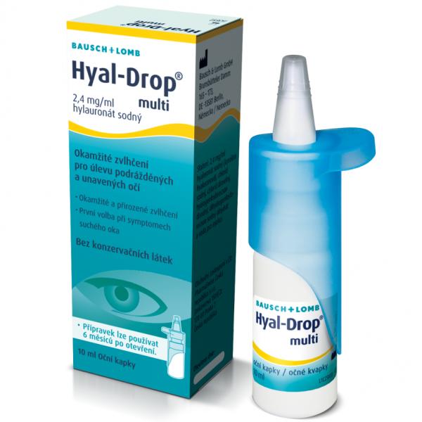Hyal-Drop multi oční kapky 10ml 2.0