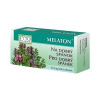 Zobrazit detail - Melaton tobolky pro dobrý spánek tob. 30 Fytopharma