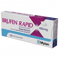 Zobrazit detail - Brufen rapid 400mg tbl. flm.  12