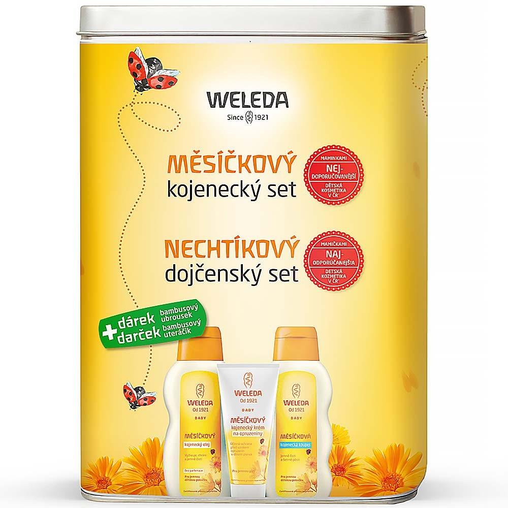 WELEDA SET M�s��kov� kojeneck�