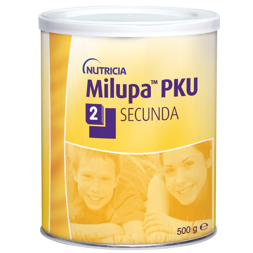 Milupa PKU 2 Secunda por.plv. 1x500g nový