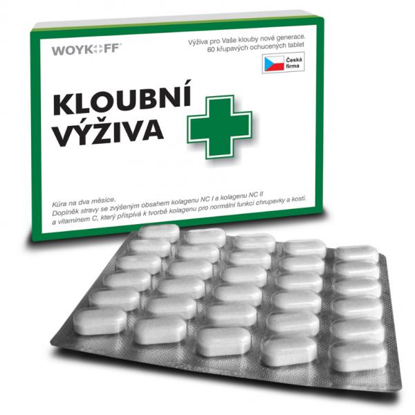Woykoff kloubní výživa+ 60 tablet