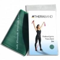 Zobrazit detail - Thera-Band Posilovací guma 2m zelená - silná