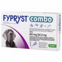 Zobrazit detail - FYPRYST combo 1x4. 02ml spot-on pro psy nad 40kg