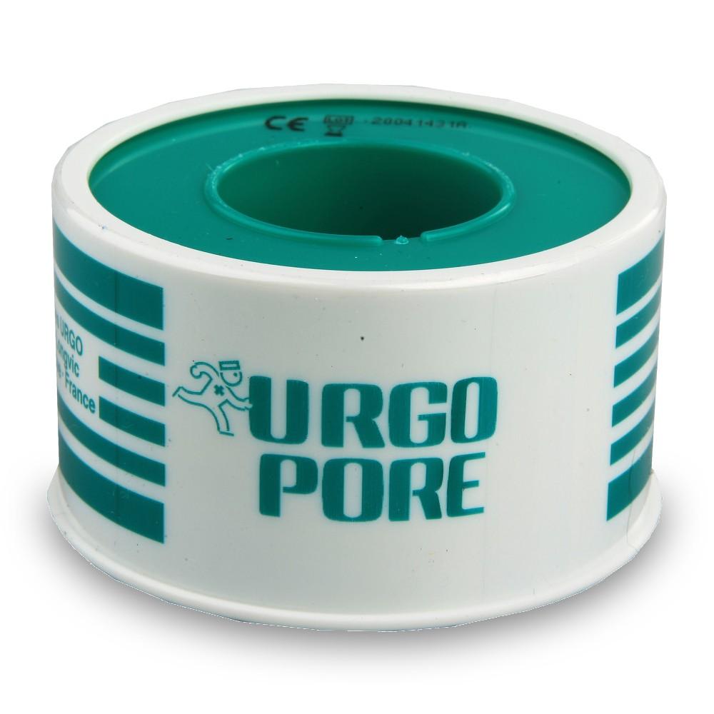 URGO PORE Fixační náplast 5mx2.5cm net.tex.