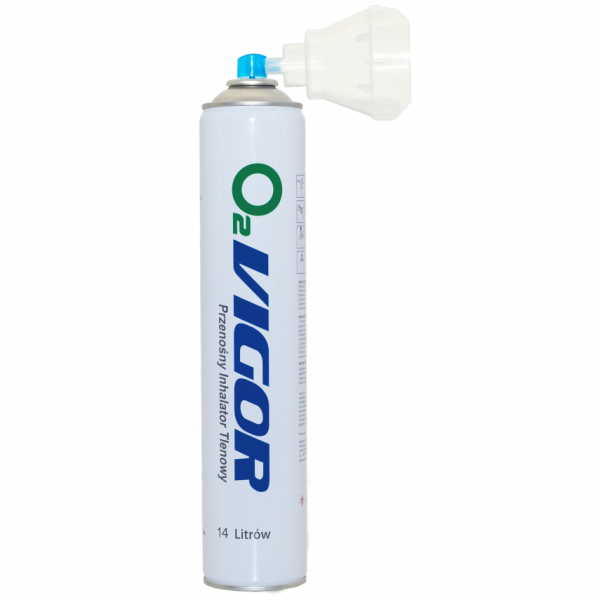 O2 VIGOR inhalační kyslík 14l