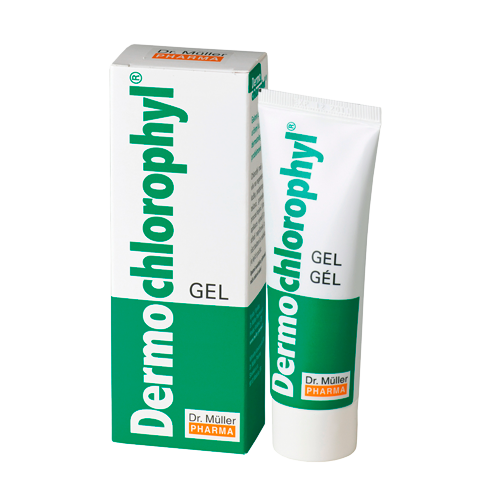 Dermochlorophyl gel 50ml