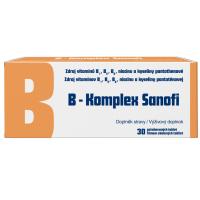 Zobrazit detail - B-Komplex Zentiva por. tbl. flm. 30