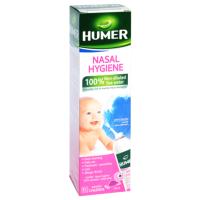 Zobrazit detail - HUMER Hygiena nosu 100% mořská voda pro děti 150ml