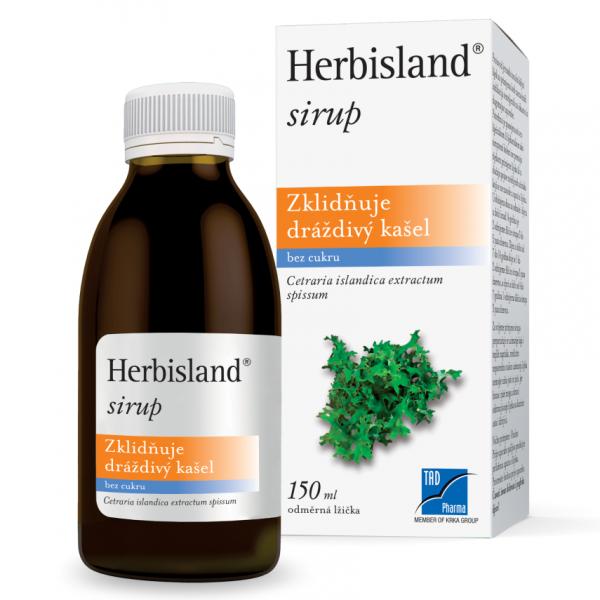 Herbisland sirup 150ml