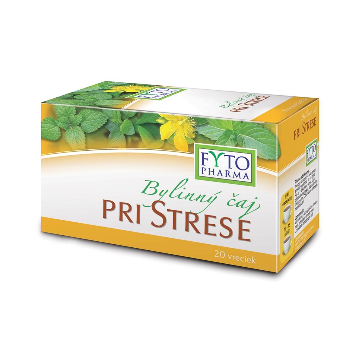 Čaj proti stresu 20x1g Fytopharma