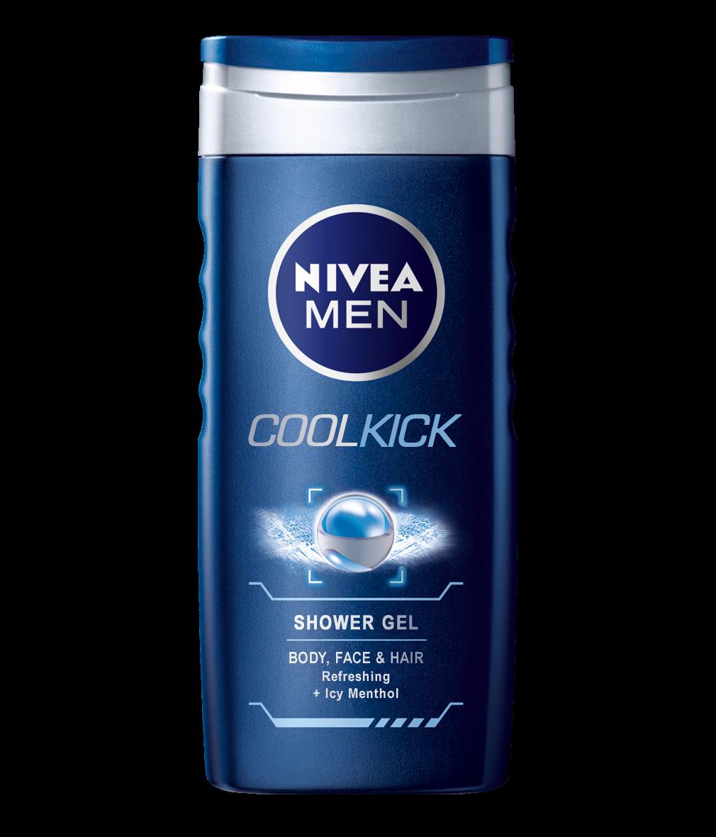 NIVEA Sprchový gel muži COOL 250ml č.80702