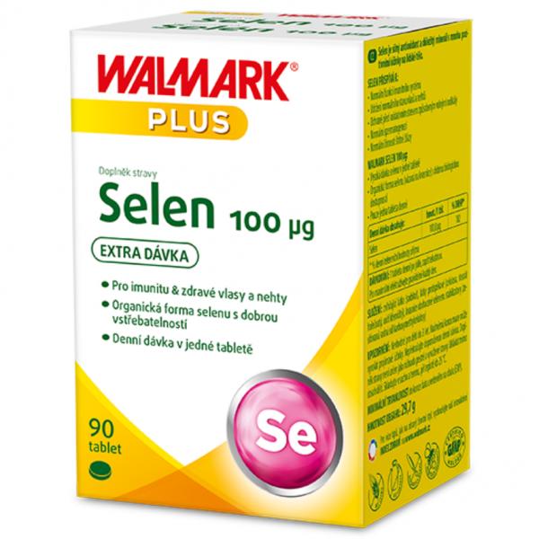 Walmark Selen 100mcg tbl.90