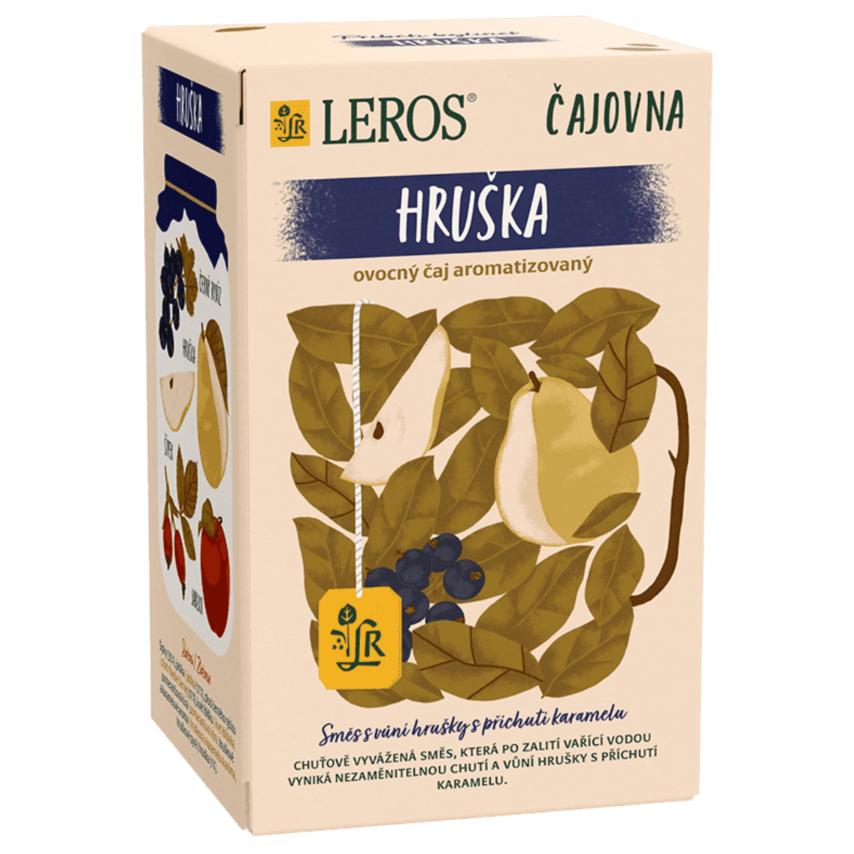 LEROS MILLENIUM Hruška Karamelo 20x2.5g