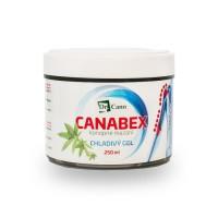 Zobrazit detail - Dr. Cann CANABEX konopné mazání chladivý gel 250ml