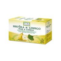 Zobrazit detail - Ovocno-bylinný čaj Hruška +Ginkgo 20x2g Fytopharma