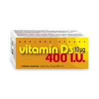 Zobrazit detail - Vitamín D3 400 I. U.  tbl. 90