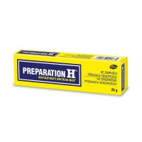 Zobrazit detail - Preparation H rct. ung. 1x25g