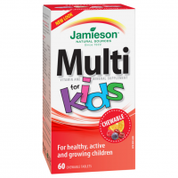 Zobrazit detail - JAMIESON Kids Multivitamin cucací tbl. 60