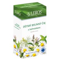 Zobrazit detail - LEROS Dětský bylinný čaj s heřmánkem 20x1. 5g