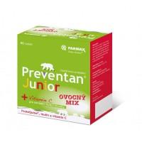 Zobrazit detail - Preventan Junior ovocný mix tbl.  90 + dárek