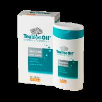 Zobrazit detail - Tea Tree Oil �ampon proti lup�m 200ml (Dr. M�ller)