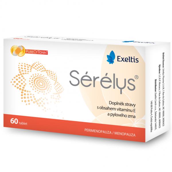 Sérélys 60 tablet