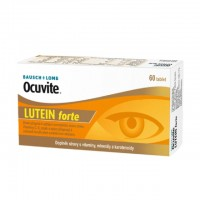 Zobrazit detail - Ocuvite LUTEIN forte tbl. 60