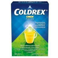 Zobrazit detail - Coldrex Horký nápoj Citron por. plv. sol. scc. 10