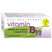 Zobrazit detail - Vitamín B12 tbl. 60
