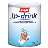 Zobrazit detail - Milupa lp-drink s čokoládovou příchutí 375g
