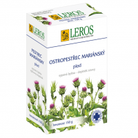 Zobrazit detail - LEROS Ostropestřec mariánský plod 150g sypaný