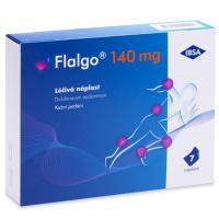 Zobrazit detail - Flalgo 140 mg emp. med.  7 (7x1) léčivá náplast