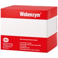 Zobrazit detail - Wobenzym 200 enterosolventních tablet