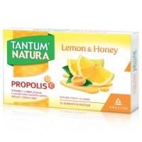 Zobrazit detail - Tantum Natura Lemon&Honey 15 gumových pastilek