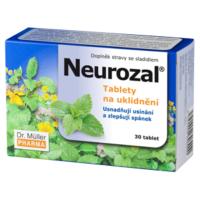Zobrazit detail - Neurozal tbl. 30 Dr. Müller