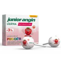 Zobrazit detail - Junior-angin lízátka pro děti 8ks