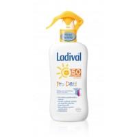 Zobrazit detail - LADIVAL OF50 sprej ochrana proti slunci děti 200ml